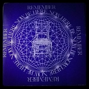 Remember: Be Here Now by Baba Ram Dass ..nDecor